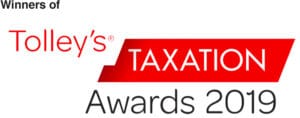 winners of tolleys taxation awards 2019